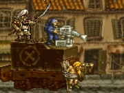 Metal Slug Crazy Defense Game