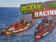 Ocean Drift Racing Game