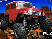 Offroad Destruction Challenge Game
