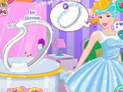 Design Your Disney Princess Ring Game