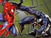 Spiderman vs Aliens Game
