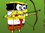 Spongebob Shoot Zombie Game