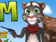Talking Tom Zombie Attack Game