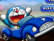 Doraemon Friends Race Game