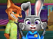 Judy And Wilde Police Disaster Game