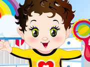 My Cute Baby Game