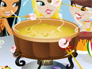 Fondue Fun Game