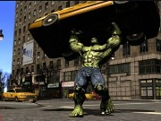 Hulk Car Demolition Game