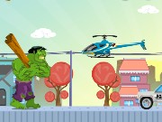 Hulk Smash Game Game