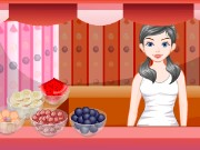 Fruit Juice Shop Game
