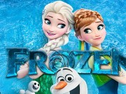 Frozen Fever Spot the Numbers Game