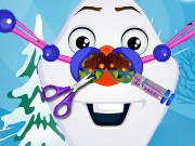 Olaf Nose Doctor Game