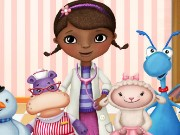 Doc McStuffins Heal Friends Game