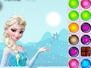 Princess Elsa Candy Match Game