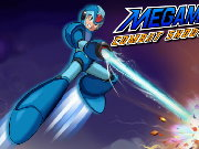 Megaman Combat Shooting Game