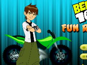 Ben10 Fun Ride Game