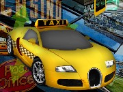 Taxi Driver Challenge 2 Game