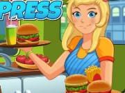 Burger Restaurant Express Game
