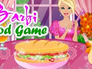 Barbi Food Game