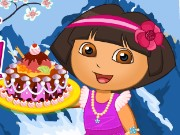 Dora Royal Cake Game