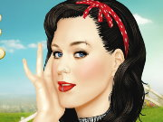 Katy Perry Celebrity DressUp Game