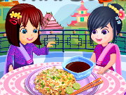 Pad Thai Cooking Game